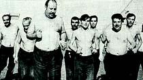 İşportacıları yakalayamadıkları için antrenman yapmaya başladılar