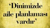 Süleyman Demirel, 'Bakabileceğiniz kadar çocuk yapın'