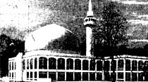 Müslümanların yaptırdığı camiinin proje yarışını Hıristiyan bir mimar kazandı