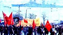 Zonguldak dün sıkıyönetim yaşadı