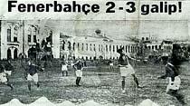 Dünkü Galatasaray-Fenerbahçe maçından bir estantane