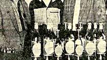 Rakı şişelerine deniz doldurup satarak iki ayda tam 20 bin lira kazandı