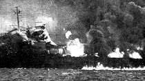 Boğazda 3 gemi yandı, 51 kişi kayıp