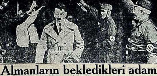 Hitler kimdir? Nerede doğmuş, nasıl yetişmiştir! Ne surette çalışır?