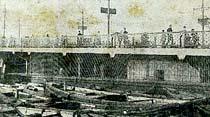 Galata Köprüsünün Altında 50 Yıldan Beri Yaşıyan İnsanlar Var
