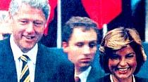 Aman Çiller'i Bill Clinton'a yaklaştırmayın