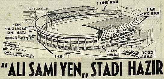 Nihayet İstanbul çim sahalı modern bir stada kavuştu