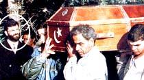 İsrail'i karıştıran cenaze