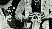 Peştede meşhur bir profesör bir gülme mektebi açtı