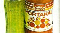 Çamlıca Mandalina Tonik Gazoz Portakal Limon Cola
