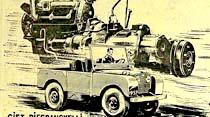 Land Rover. Her yere gider - Her işi görür
