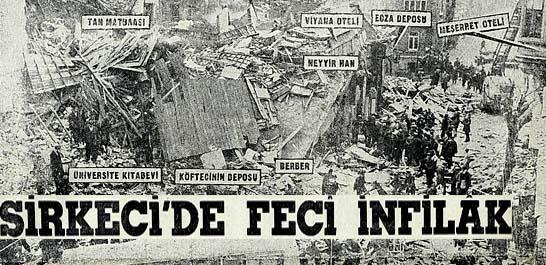 İstanbul dün korkunç bir kaza ile sarsıldı