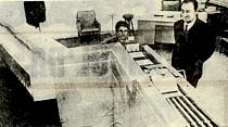 Bir PTT memurunun icat ettiği makina 20 memurun 1 günde ayırdığı mektubu 3 saatte yapıyor