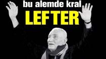 Türk futbolunun Ordinaryüs'ü Lefter  Küçükandonyadis'i kaybettik