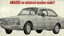Dünyaca meşhur spor otomobiller ile ANADOL'un müşterek tarafları nedir?