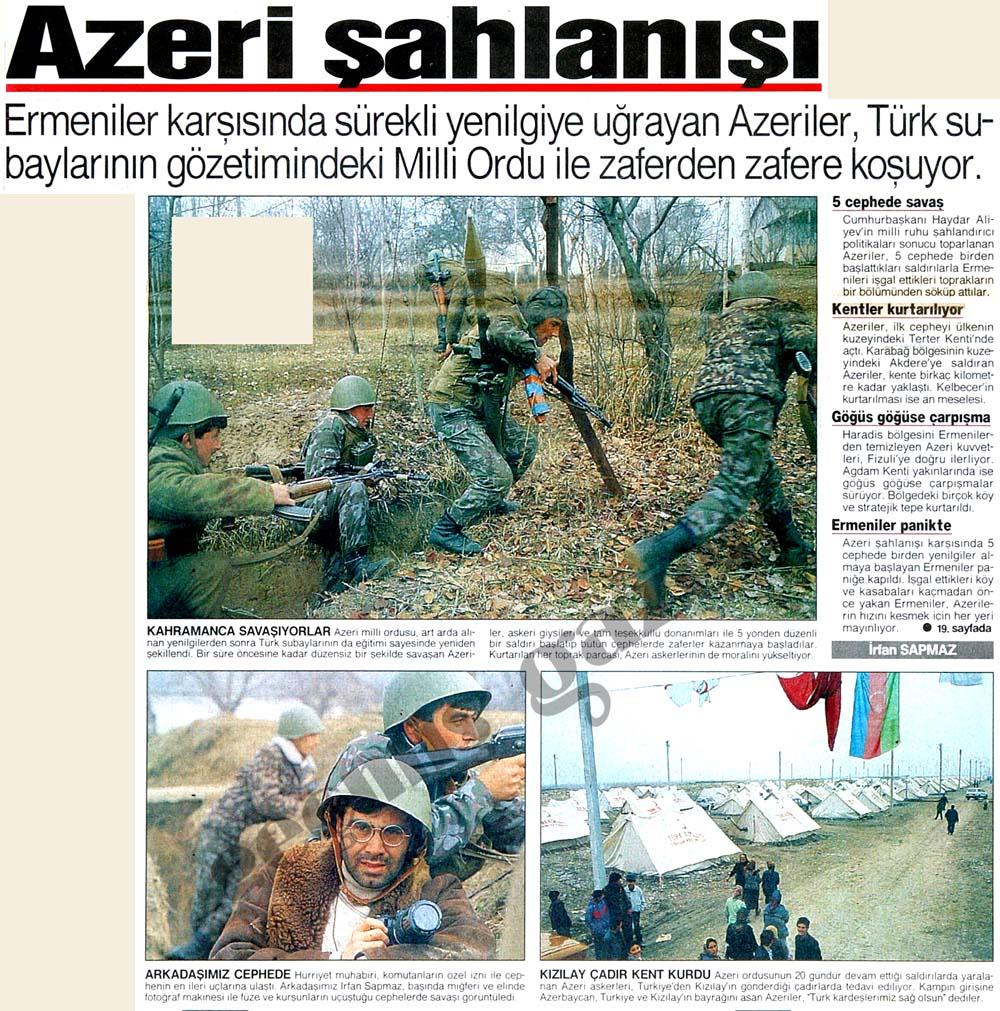 Azeri şahlanışı