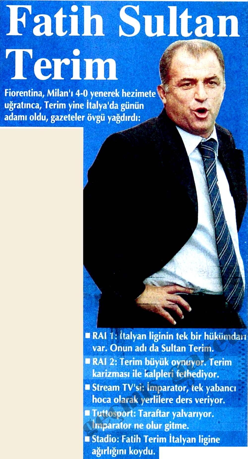 Fatih Sultan Terim