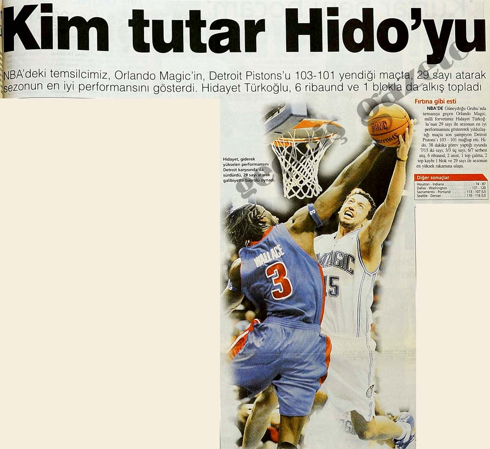 Kim tutar Hido'yu