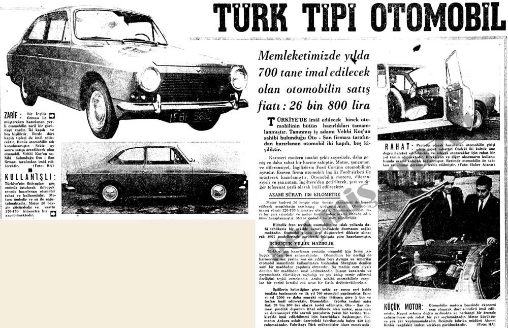 Türk tipi otomobil