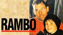 Amerikalı Yarbay, 10 gün sonra oğluyla sağ kurtuldu