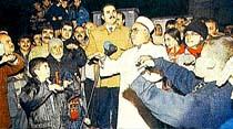 Antalya'da 'elektrik duası'