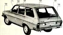 """82/Renault 12SW """"sağlamlık, kalite ve yenilikler bileşimi"""""""