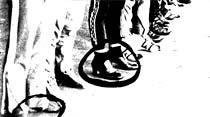 Başkan disiplinden bahsetti, sporcular topuklu ayakkabılarla salona girdi