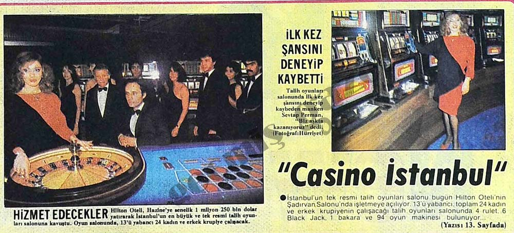 Online Casinos in Turkey – Best Turkish Gambling Sites