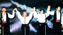Eurovision Şarkı Yarışması finali yapıldı: Nilüfer kazandı