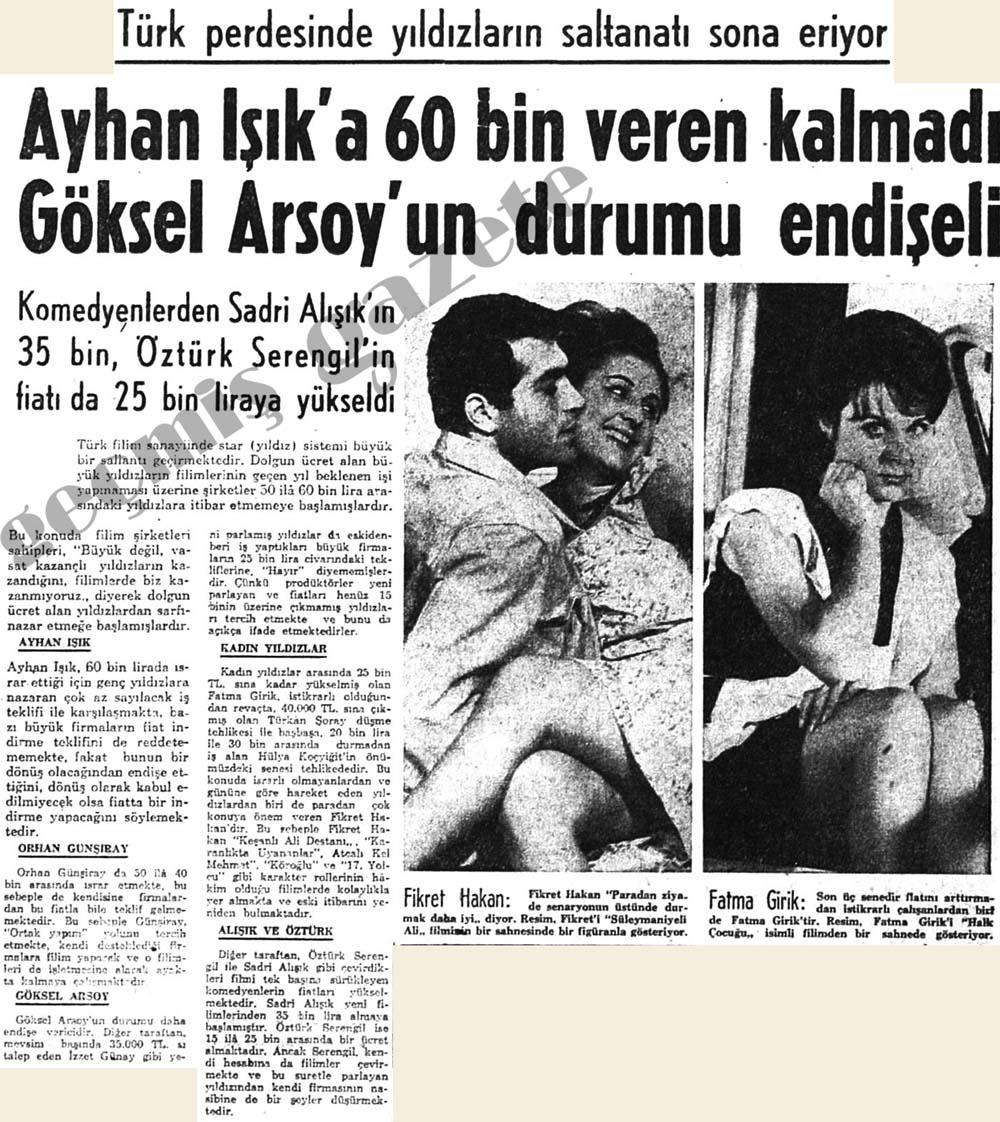 Türk perdesinde yıldızların saltanatı sona eriyor
