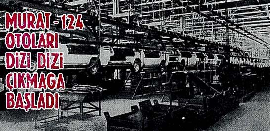 Türkiye'nin ikinci otomobil fabrikası TOFAŞ hizmete girdi