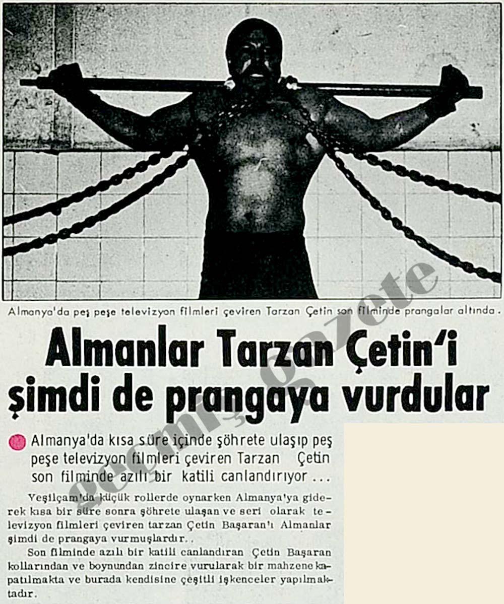 Tarzan Çetin