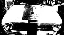 İlk Murat-124'ü Türkiye Güzeli Asuman Tuğberk aldı
