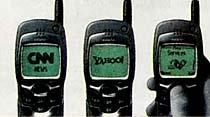 İlk WAP Telefonu ile Dünyayı Parmağınızda Oynatın!