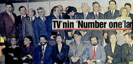 """Türkiye'nin """"Emmy"""" ödülleri"""