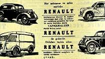 Renault Otomobil-Kamyon-Kamyonet ve Otobüsleri