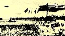 Boğaz köprüsü'nün temeli törenle atıldı