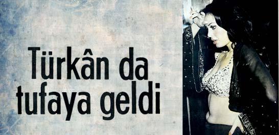 Eveet...Sonunda Türkan Sultan da tufaya geldi