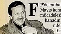 Recep Tayyip Erdoğan: Erbakan Olmam