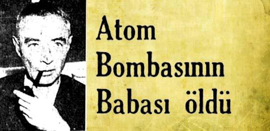 Oppenheimer öldü