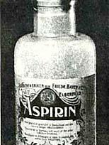 Bir aspirin lütfen...