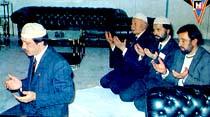 Yeni imam Tayyip Erdoğan mı?