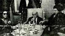 Eski toprak 91 yaşındaki Bayar, baloda rakı içti!..