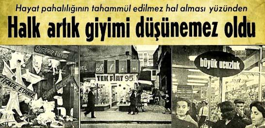 Türkiye'de ticari hayat büyük kriz geçiriyor