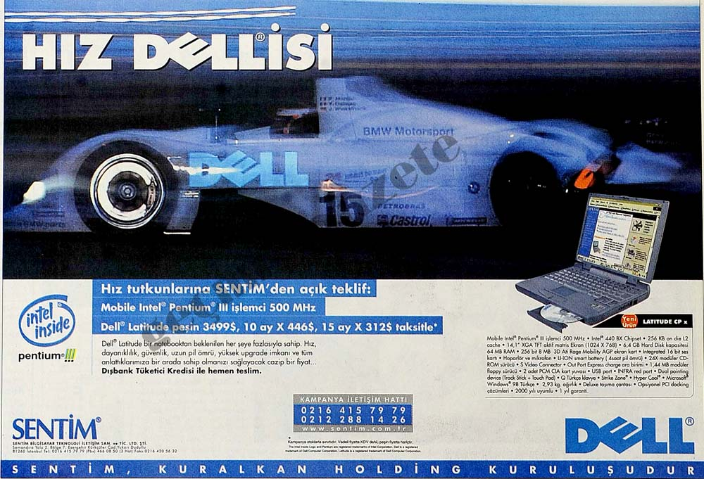 Hız Dell'isi