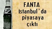 Fanta İstanbul'da piyasaya çıktı