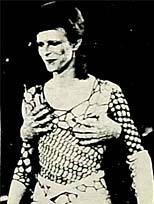 Hötö bozuntusu Bowie