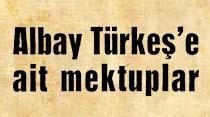 Meclis'te, Adsız ile Türkeşe ait 2 mektup okundu