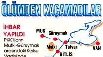 60 PKK'lı çığ altında kaldı