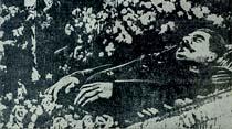 Mrl. Stalin'in cesedinin ilk resmi